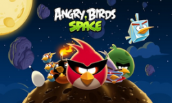 Angry Brids space 3