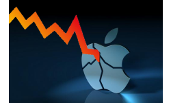 apple aapl baisse bourse