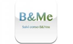 B&Me suivi conso application iOS B&You vignette 2
