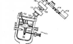 Brevet 738 patent head