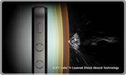 buff film protecteur pour iphone couche anti choc