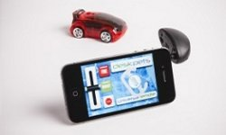 carbot voiture telecommandee smartphone applicaiton ios android vignette
