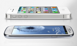 comparaison apple iphone 4s samsung galaxy s III emission de radiations vignette