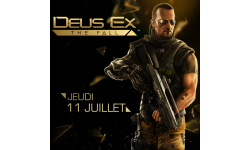 Deus Ex The Fall date sortie