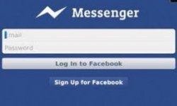 Facebook Messenger vignette