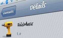 foldmusic tweak cydia pour la musique vignette