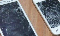 Galaxy SIII vs iPhone 4S vignette