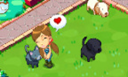 green farm jeu facebook ios vignette icone head