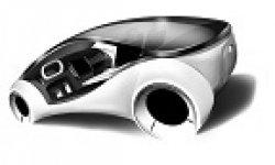 icar apple concept voiture futuriste