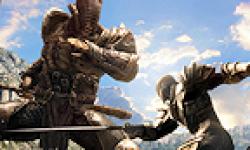 Infinity Blade II logo vignette 19.03.2013.