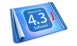 ios 4.3.1 iphone os