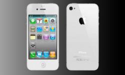 iphone 4 blanc