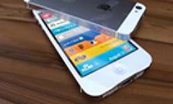 iphone 5 concept vignette head