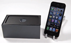 iphone 5 deballage unboxing vignette head