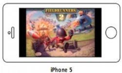 iphone ecran 4 pouce vignette