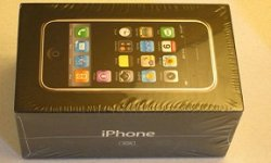 iphone premiere generation origine sous blister vendu sur ebay prix exorbitant vignette