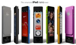 iPod nano vignette