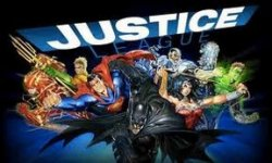 Justice League vignette