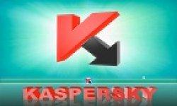 Kaspersky icone bleu