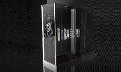 le terme douche panneaux oled reece bathroom innovation award vignett