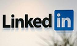 linkedin logo vignette head