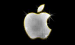 logo apple diamands