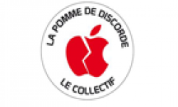logo collectif la pomme de discorde vignette head