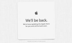 maintenance apple store mesage traduit en plusieurs langues vignette