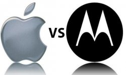motorola apple motorola apple