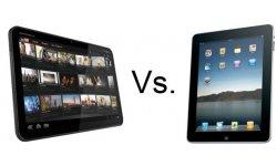 motorola xoom vs apple ipad 0