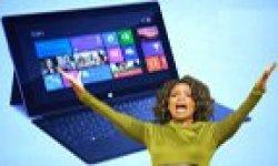 Oprah Winfrey microsoft