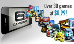 promo gameloft 30 jeux 99 cents