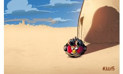 rovio angry birds star wars annonce 15 juillet
