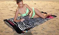 serviette de plage towelmate smartphone tablette vignett