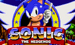 Sonic The Hedgehog logo vignette 20.05.2013.