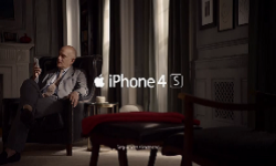 spot publicitaire iphone 4s siri john malkovitch