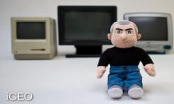 Steve Jobs peluche vignette