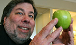 steve wozniak apple pomme vignette head