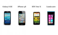 tableau de comparaison sgs3 htc one x iphone 4s lumia 900 vignette