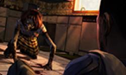 the walking dead screenshot ios iphone vignette head