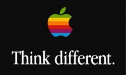 think different publicité detournee rim blackberry apple slogan vignette
