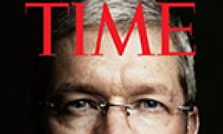 tim cook time magazine vignette head