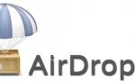 tuto comment envoyer image via airdrop sous ios 7