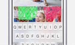 Vign clavier iOS7