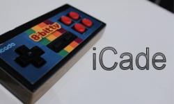 vignette icade 8bits vignette iCade 8bits