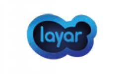 vignette icone head logo layar