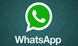 whatsapp logo icone vignette head