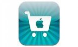 apple store icon vignette head