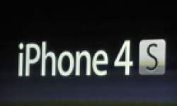 iphone 4S logo keynote