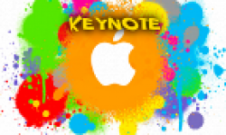 keynote apple vignette head